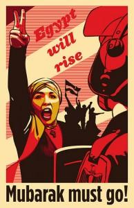 Egypte zal opstaan