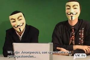 Volkskrant-interview met twee Anonymous-leden